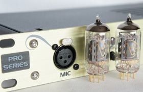 Eva Studio tube mic preamp product
