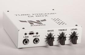 Tube Preamp DI Box